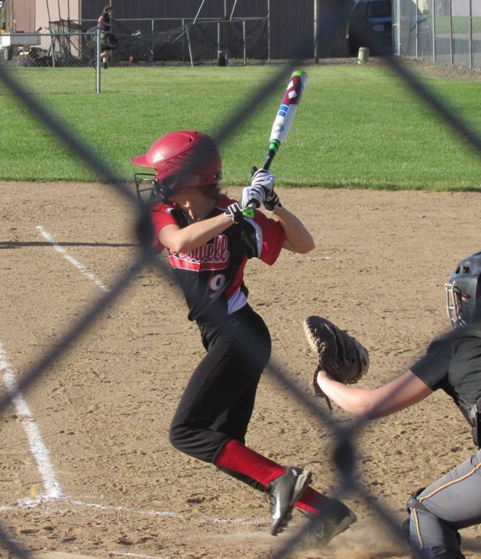 natalie batting